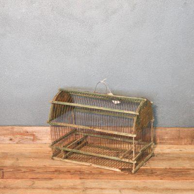 Gabbia per uccelli anni '20