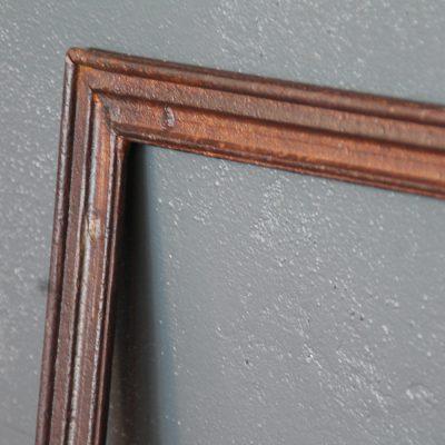 Cornice in ferro primi '900