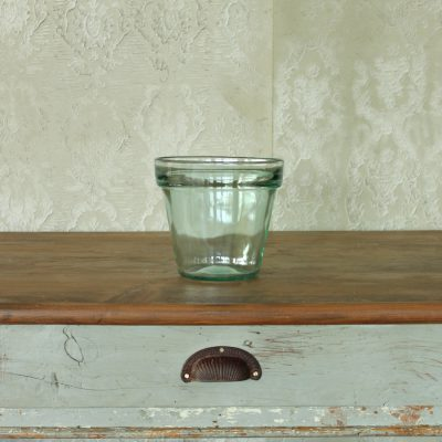 Vaso in vetro di pirex pandora